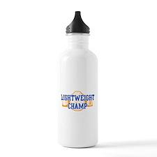 Lightweight Champ! Water Bottle