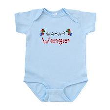 Wenger, Christmas Infant Bodysuit