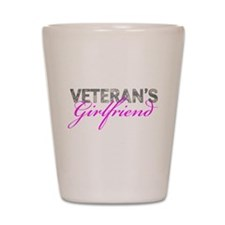 ACU Army Vet GF Shot Glass