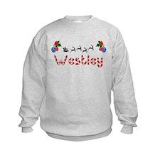 Westley, Christmas Sweatshirt