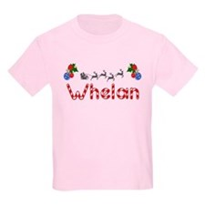 Whelan, Christmas T-Shirt