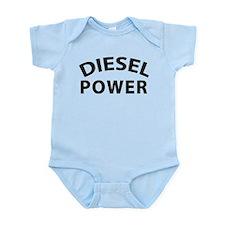 Big Boys Toys Infant Bodysuit
