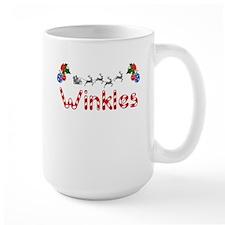Winkles, Christmas Mug