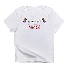 Wix, Christmas Infant T-Shirt