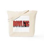 Bowling Nuts Tote Bag