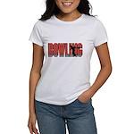 Bowling Nuts Women's T-Shirt