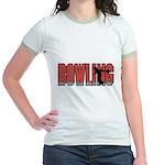 Bowling Nuts Jr. Ringer T-Shirt