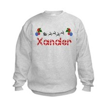 Xander, Christmas Sweatshirt