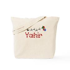 Yahir, Christmas Tote Bag