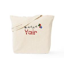 Yair, Christmas Tote Bag
