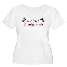 Zachariah, Christmas T-Shirt