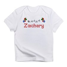 Zachery, Christmas Infant T-Shirt