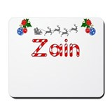 Zain, Christmas Mousepad