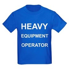 Heavy Equipment Operator T