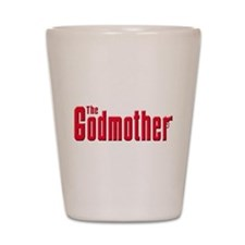 The Godmother Shot Glass