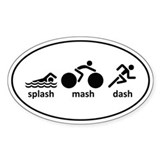 Splash Mash Dash Decal