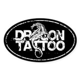 Dragon Tattoo Decal