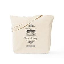 Walking Dead Woodbury Georgia Tote Bag