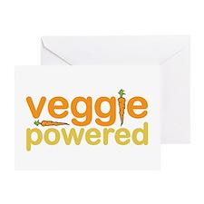 Veggie Powered Greeting Card