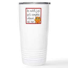 Cute Pet Travel Mug