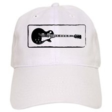 Unique Gibson les paul Baseball Cap