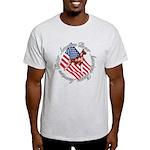 Golden Yellow Snake Symbol Organic Kids T-Shirt (d
