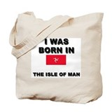 Flag of The Isle Of Man Tote Bag