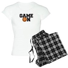 Game On Basketball Pajamas