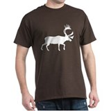 Caribou Black T-Shirt