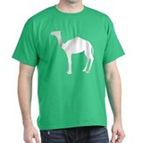 Camel Black T-Shirt