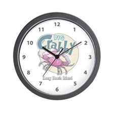 Big Crabby... Wall Clock
