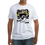 Buchner Coat of Arms Fitted T-Shirt