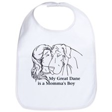 Momma's Boy Bib