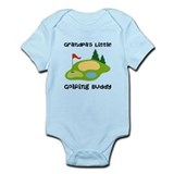 Personalized Golfing Buddy Onesie