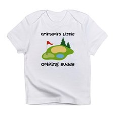 Personalized Golfing Buddy Infant T-Shirt