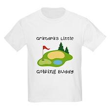 Personalized Golfing Buddy T-Shirt