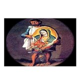 St Juan Diego Guadalupe 1531 Postcards (Package of
