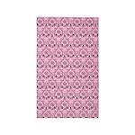Flourish Romantic Pink 3'x5' Area Rug
