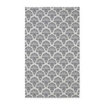 Flourish Soft Classic Grey 3'x5' Area Rug
