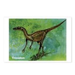 Troodon Dinosaur Postcards (Package of 8)