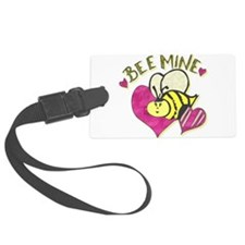 Bee Mine Luggage Tag