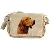 Vizsla Messenger Bag