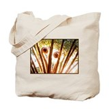 Fern Fronds Unfolding Tote Bag