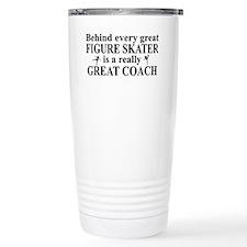 Cute Skater Thermos Mug