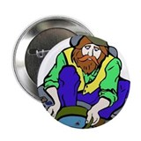 Miner Man 2.25&quot; Button