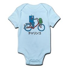 Japanese Bike Robot - Charinko Infant Bodysuit