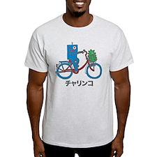 Japanese Bike Robot - Charinko T-Shirt