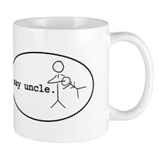 Cute Say uncle Mug