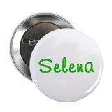 Selena Glitter Gel Button