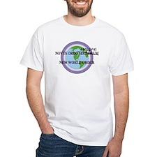 New World Order Kids/Adult White T-shirt